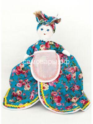 Кукла-грелка на чайник №62