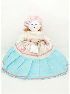 Кукла-грелка на чайник №63