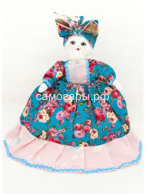 Кукла-грелка на чайник №64