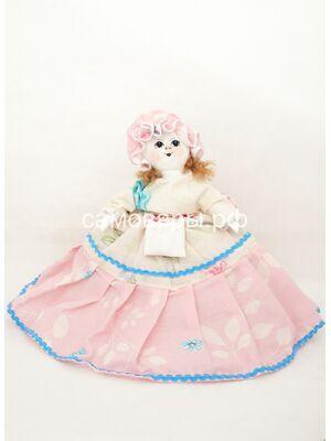 Кукла-грелка на чайник №66