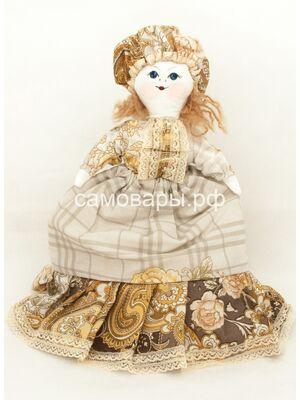 Кукла-грелка на чайник №70