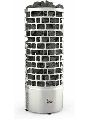 Электрическая печь для сауны SAWO ARIES ARI6-105NS-P (10,5 кВт, выносной пульт, нержавейка)