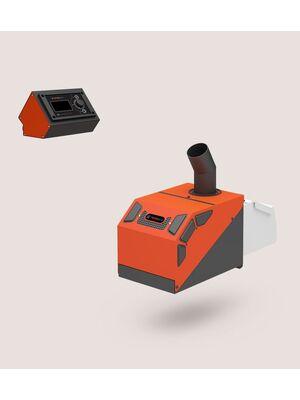 Факельная пеллетная горелка Комфорт-42 - Теплодар