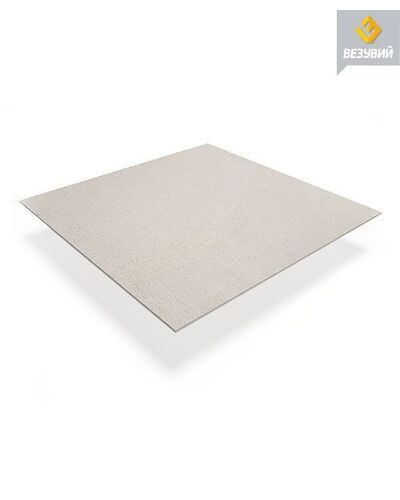 Плита Фиброцементная огнестойкая Везувий - Фаспан 8мм 1200х1200мм