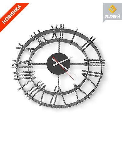 Часы кованные Везувий 1S