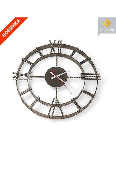Часы кованные Везувий 2В