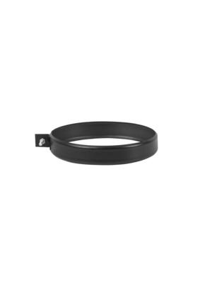 Хомут BLACK (AISI 430/0,5мм) арт. (9485) Везувий