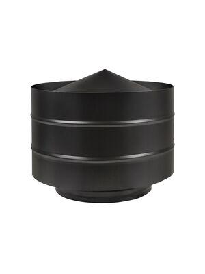 Дефлектор BLACK (AISI 430/0,5мм) арт. (9410) Везувий