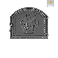 Дверка Везувий 218 (АНТРАЦИТ)