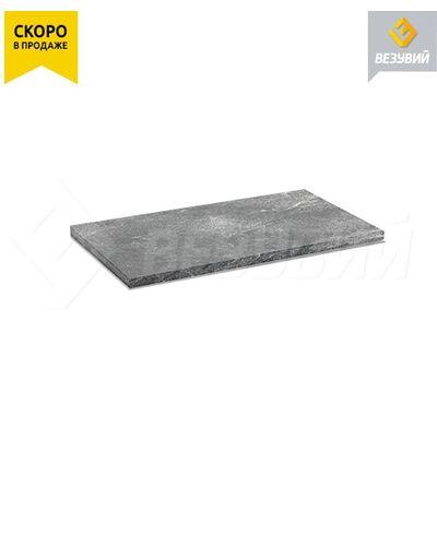 Плитка полированная талькохлорит 300х150х10мм Везувий