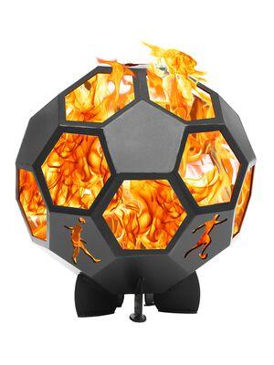 Очаг-костровище футбольный мяч - (vkz)