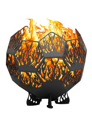 Очаг-костровище пламя - (vkz)